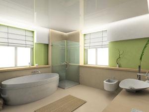 Création complète de salle de bains