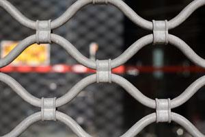 Dépannage d'une grille / rideau métallique