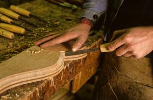 Fabrication de meubles en bois sur mesure