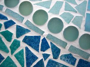 Fourniture et pose de mosaïques / marbre