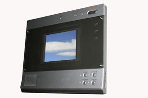 Fourniture et pose d'un portier vidéo