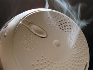 Fourniture et pose d'une alarme incendie