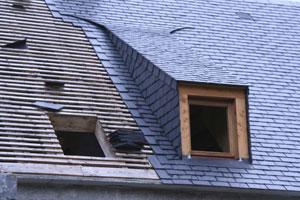 Fourniture et pose de fenêtres de toit