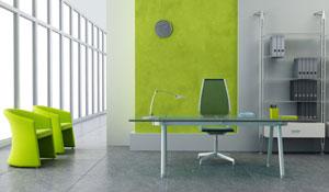 Fourniture et pose de mobilier de bureau
