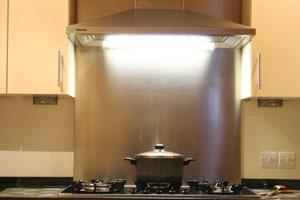 Installation d'une ventilation cuisine