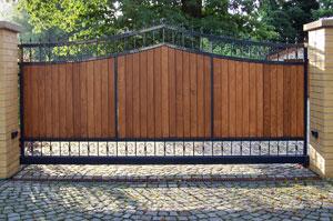 Portail : fourniture et installation